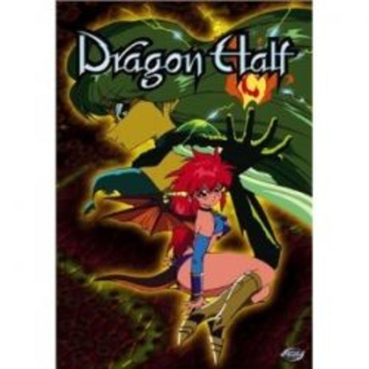 Dragon Half Cover