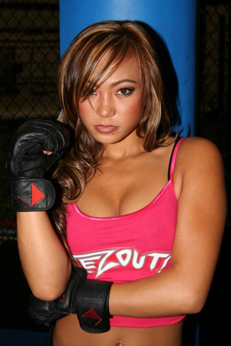 Michelle Waterson - Female MMA