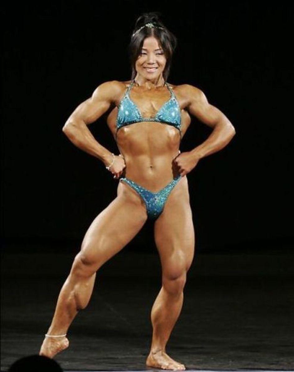 Asian Women Bodybuilders 18