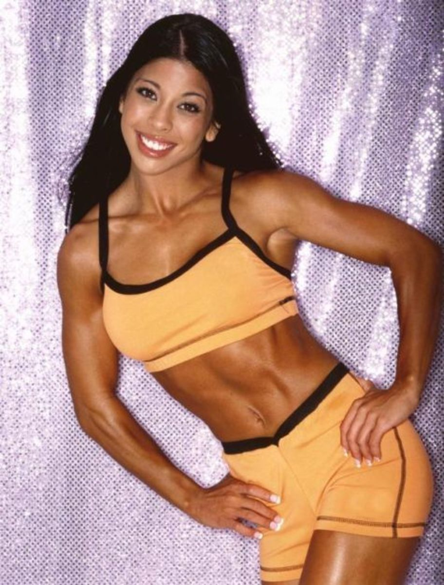 Nicole Rollolazo - Asian Fitness Competitors
