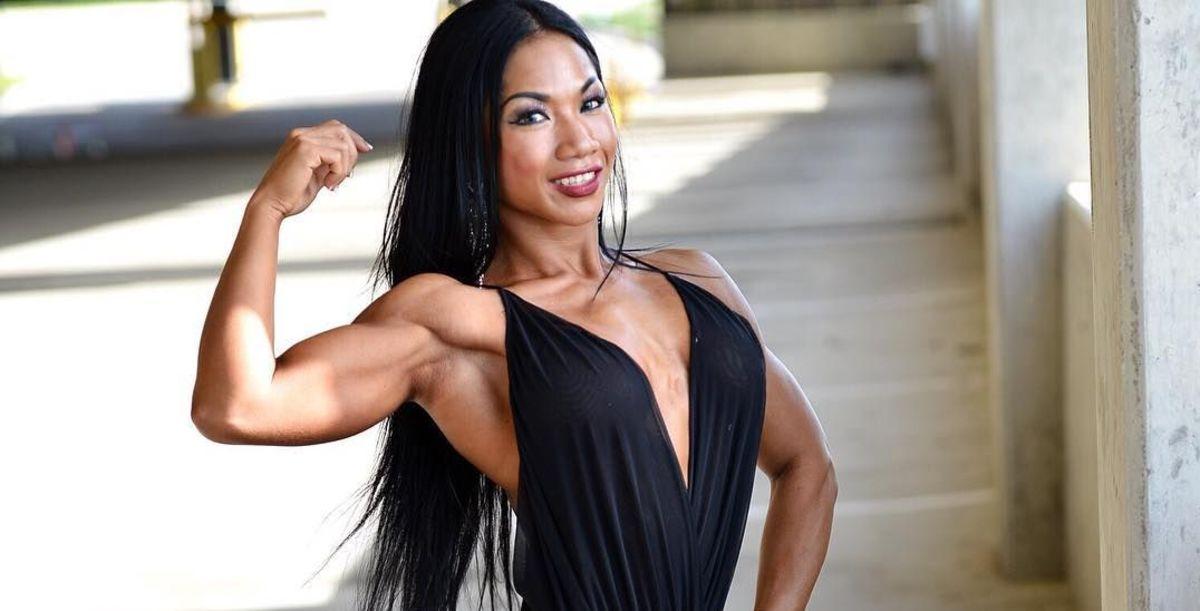 Tina Nguyen - IFBB Pro