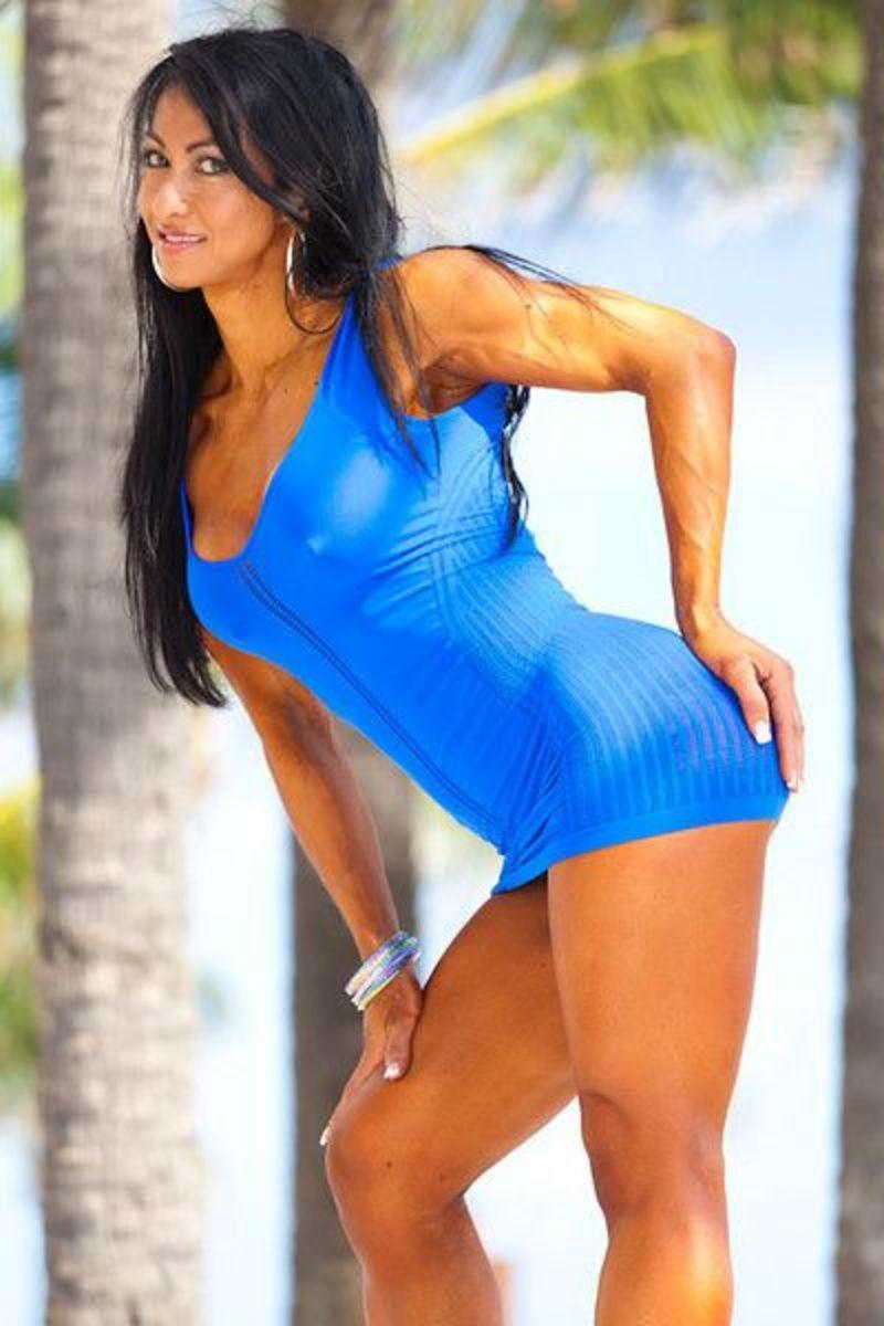 Ann Pratt - Top Figure Competitors