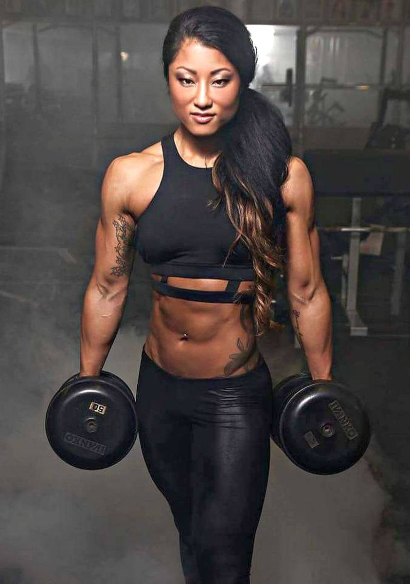 Figure Competitor and Personal Trainer/Online Coach, Kayla Dee Johnson