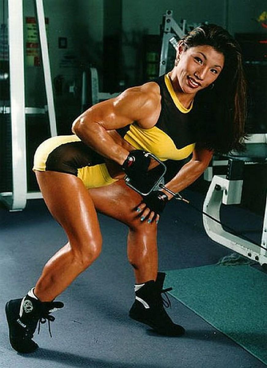 Min Yung Kim - Asian Fitness Competitors