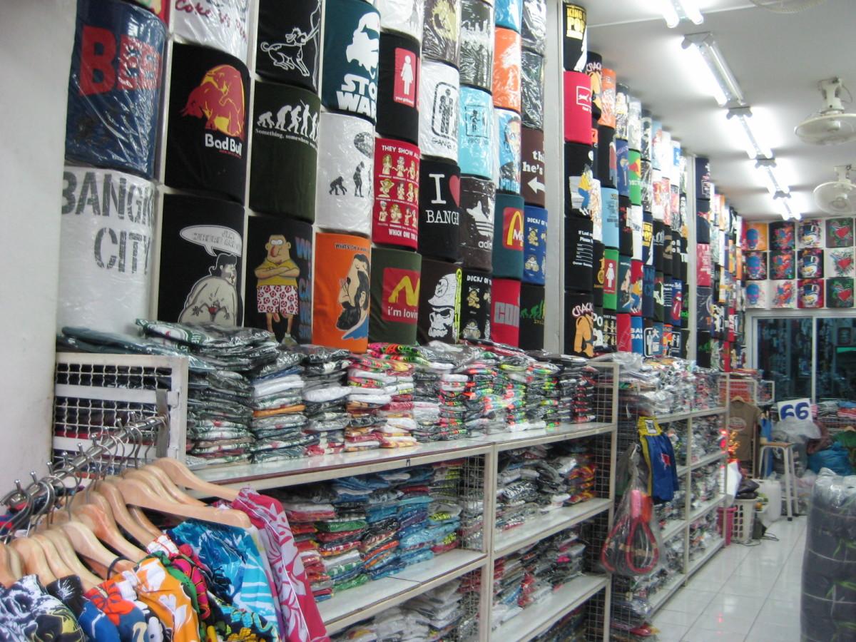 T-Shirts at bulk prices