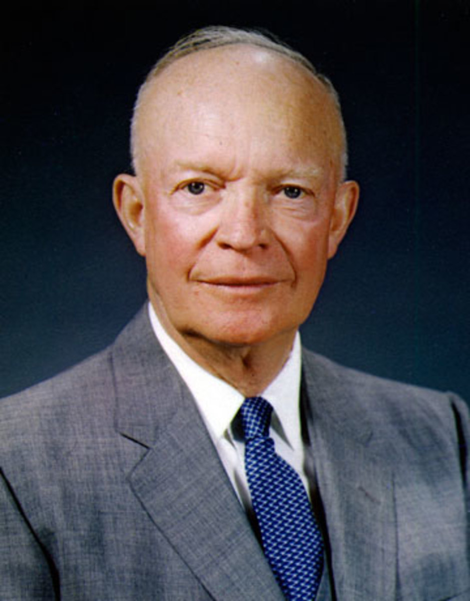 Dwight Eisenhower -  Side-effects of  Coumadin