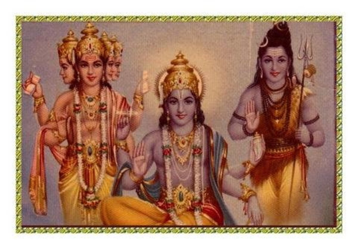 The Significance of Trimurti in Hinduism