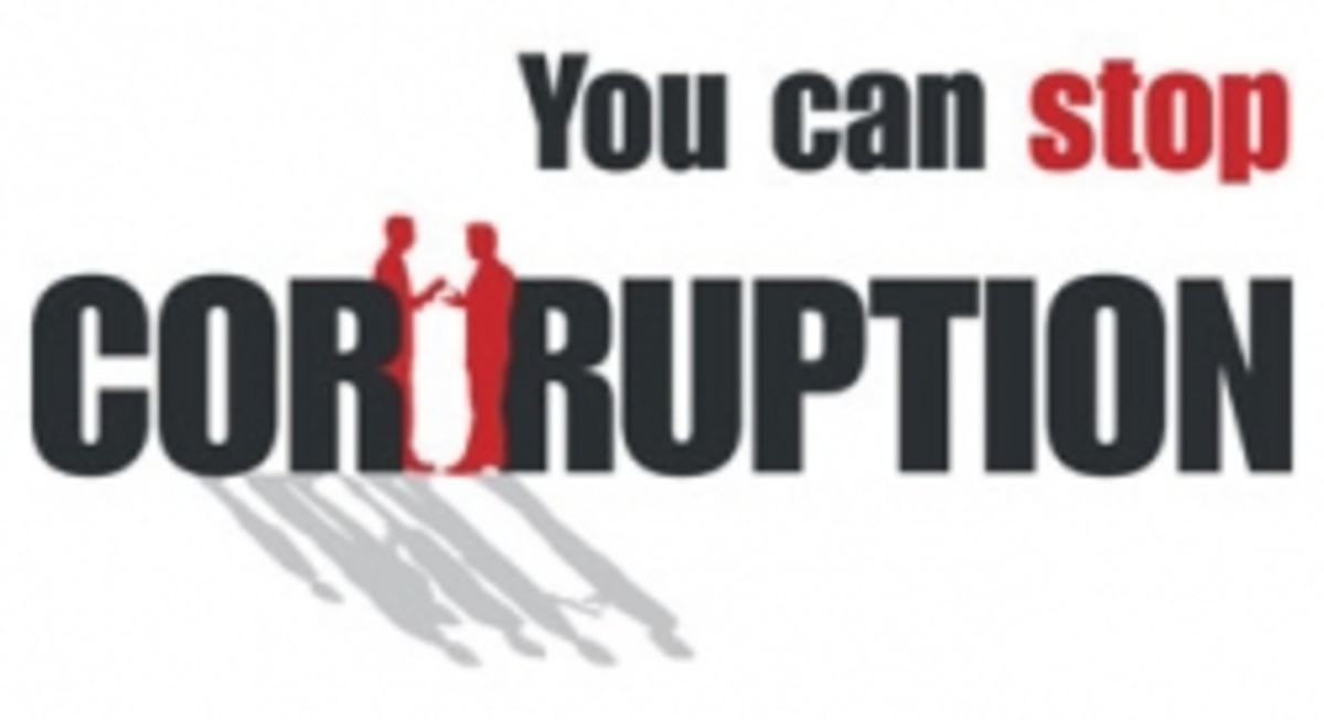 Effects of Corruption on Society