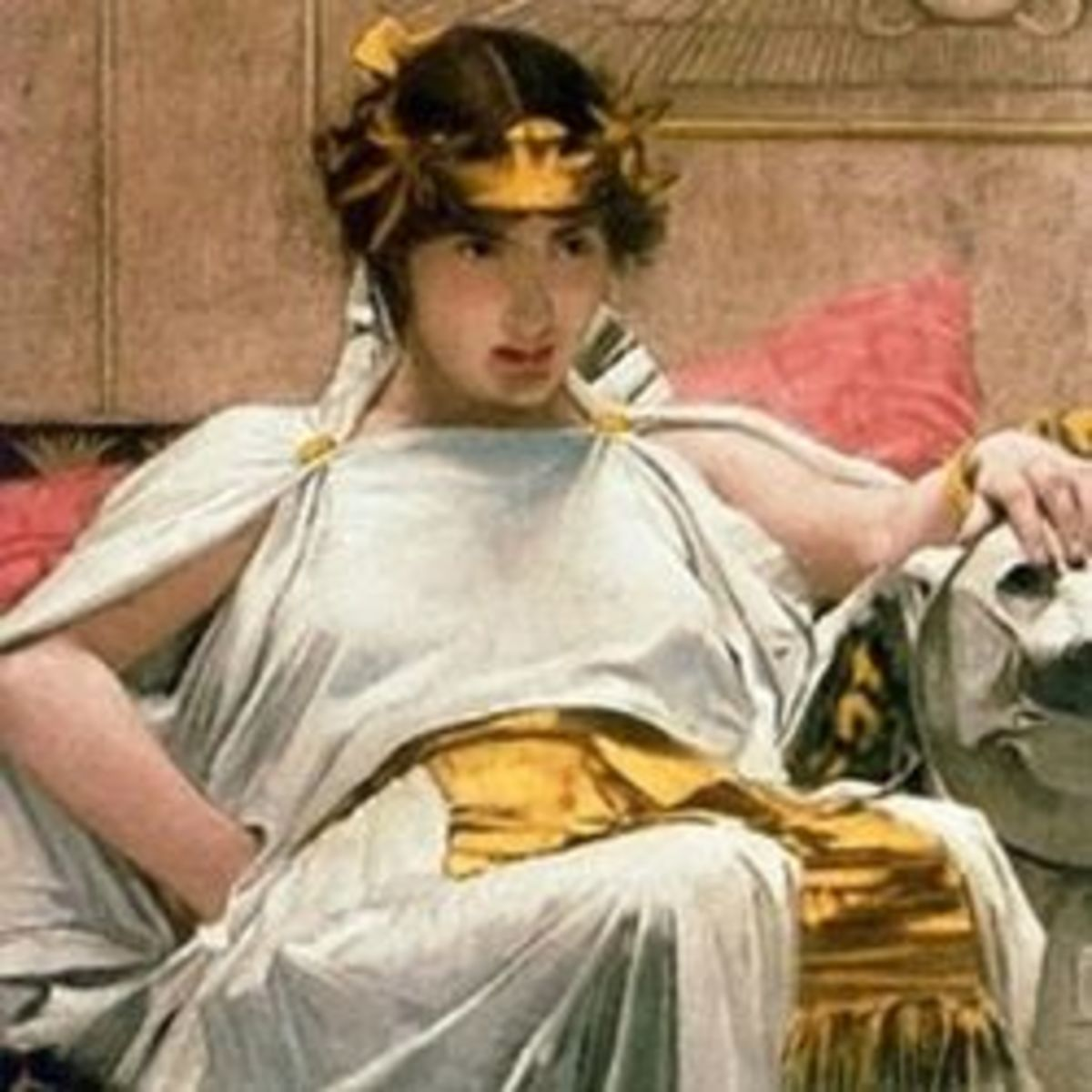 Cleopatra and the Actresses who have Played her