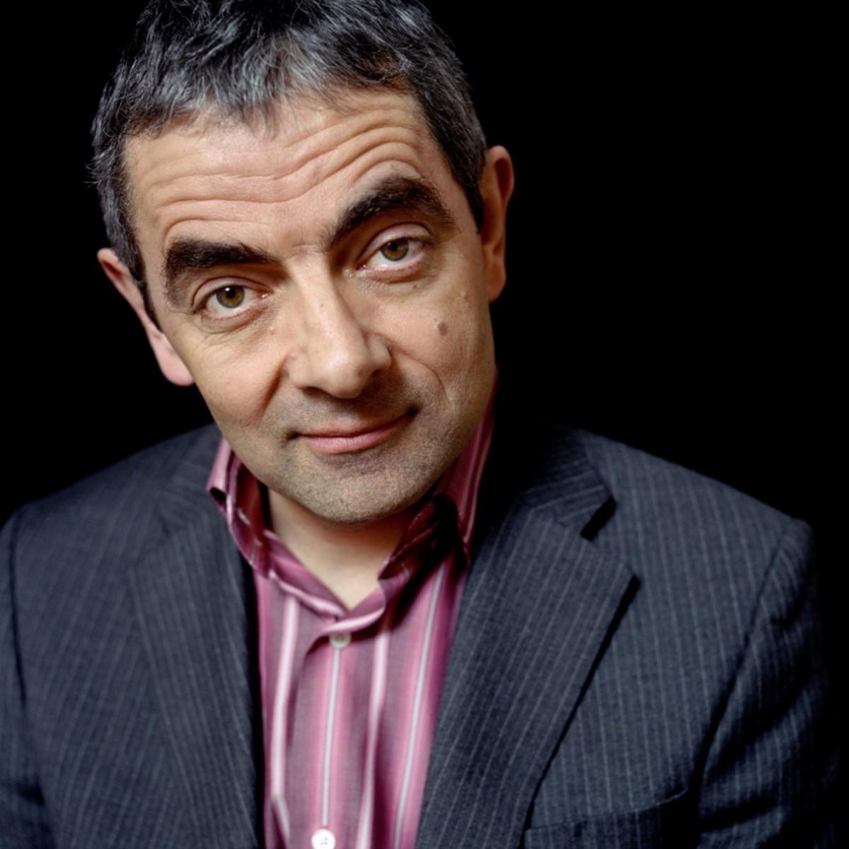 The Real Rowan Atkinson