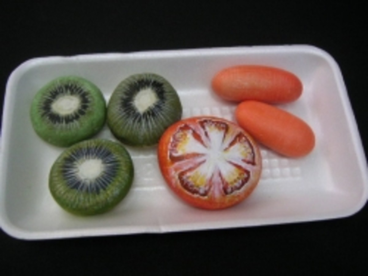 food rocks by Suzi Chua
