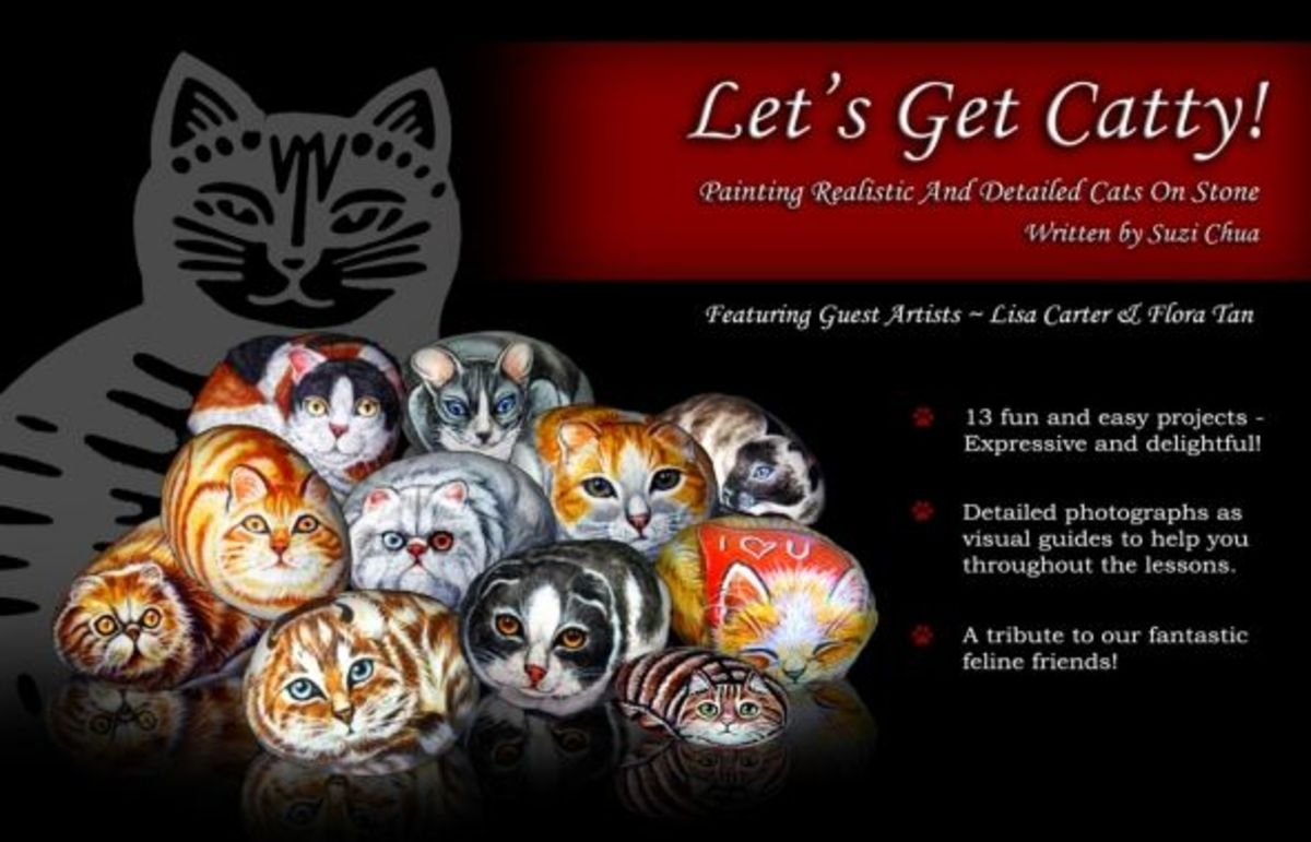 Lets Get Catty, E-book by Suzi Chua