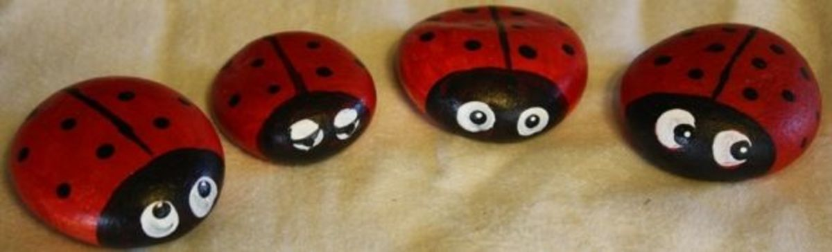 Ladybugs, Mary Hysong, 2011