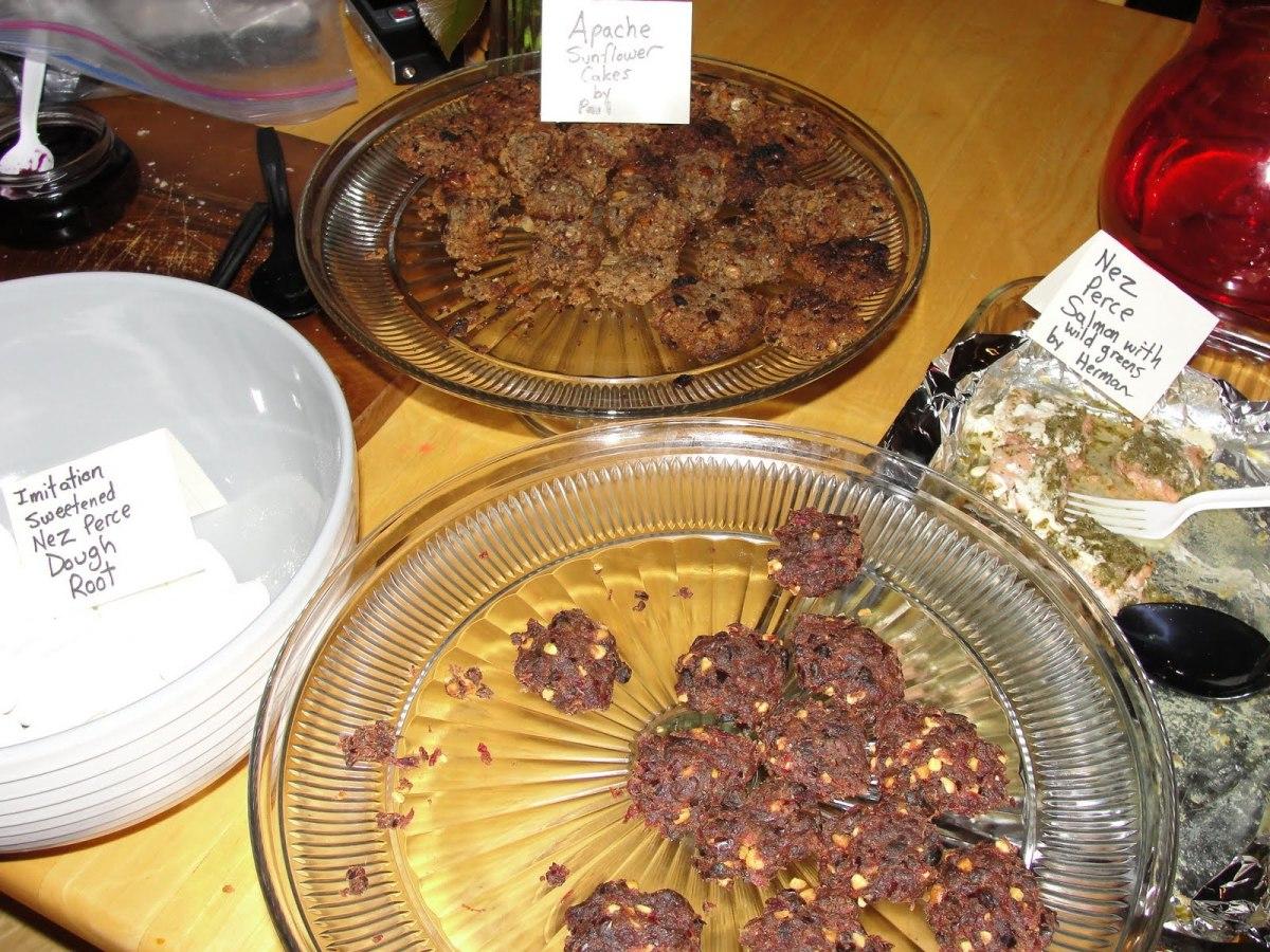Native American Powwow Themed Dinner