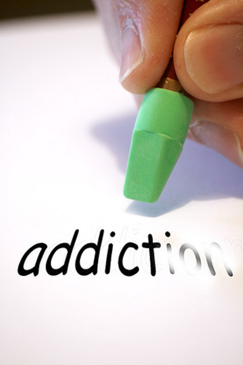 Living With an Addict and Dealing With Their Addiction