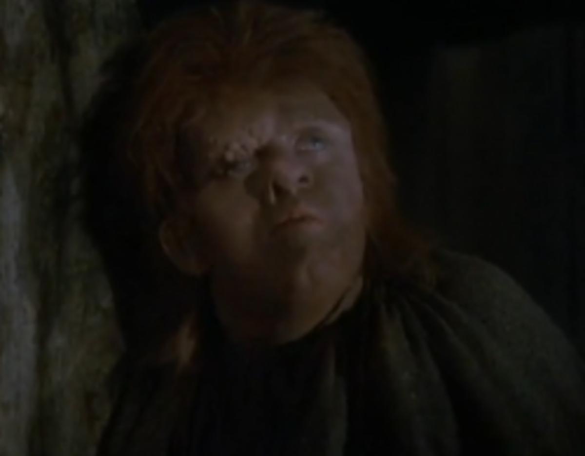 Anthony Hopkins as Quasimodo