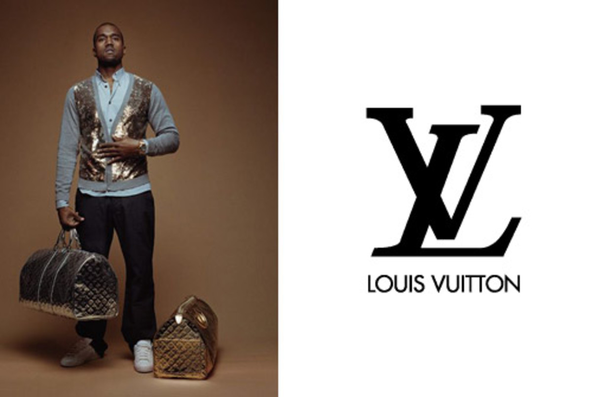Rappers love Louis Vuitton!