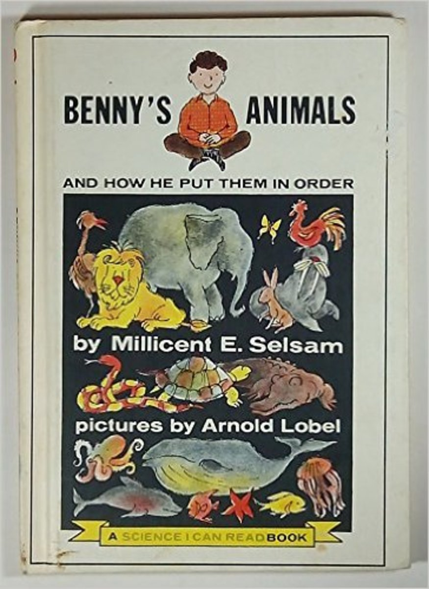 Benny's Animals and How He Put Them in Order by Millicent E. Selsam
