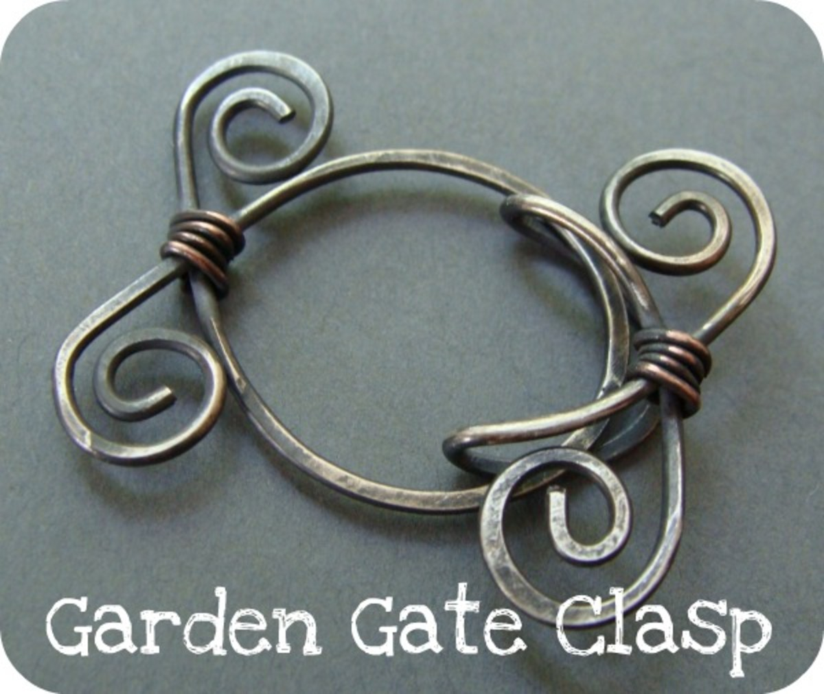 diy wire clasp