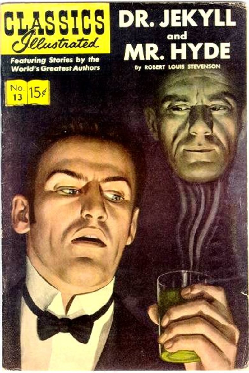 Dr Jekyll and Mr Hyde- Robert Louis Stevenson