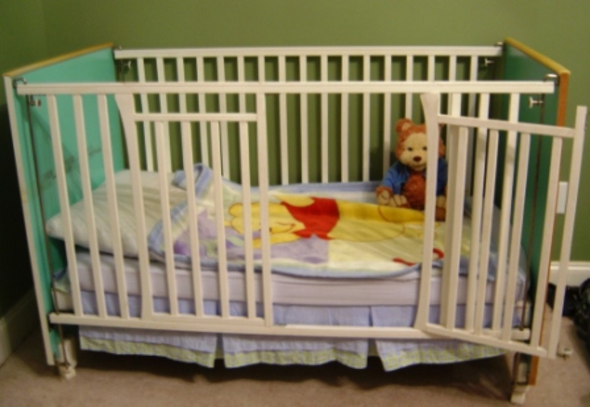 My Babee Tenda Crib Set Review