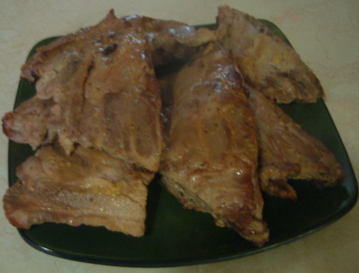 Pork Riblets