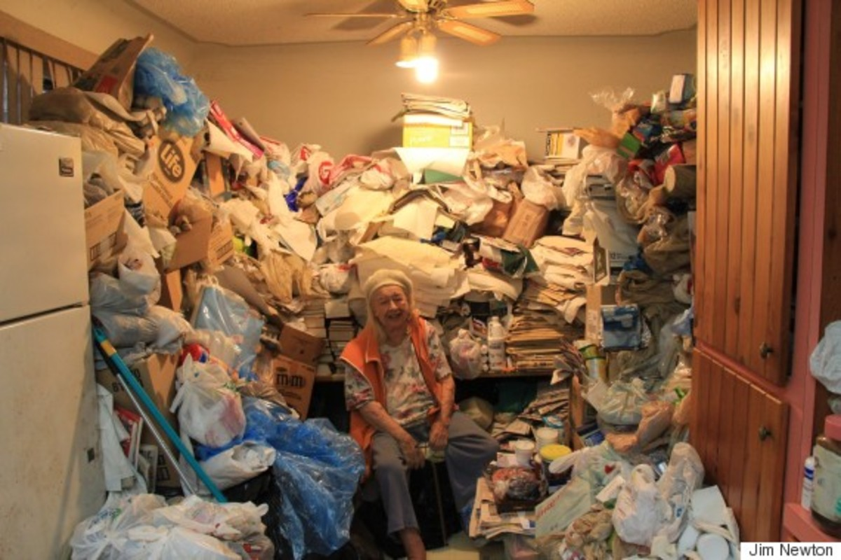 Hoarding and Helping a Hoarder