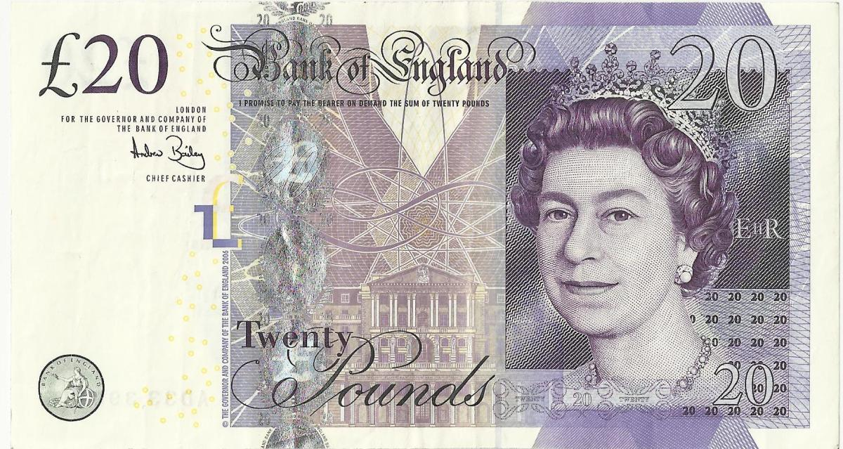 English Money - Ways of Describing the British Pound