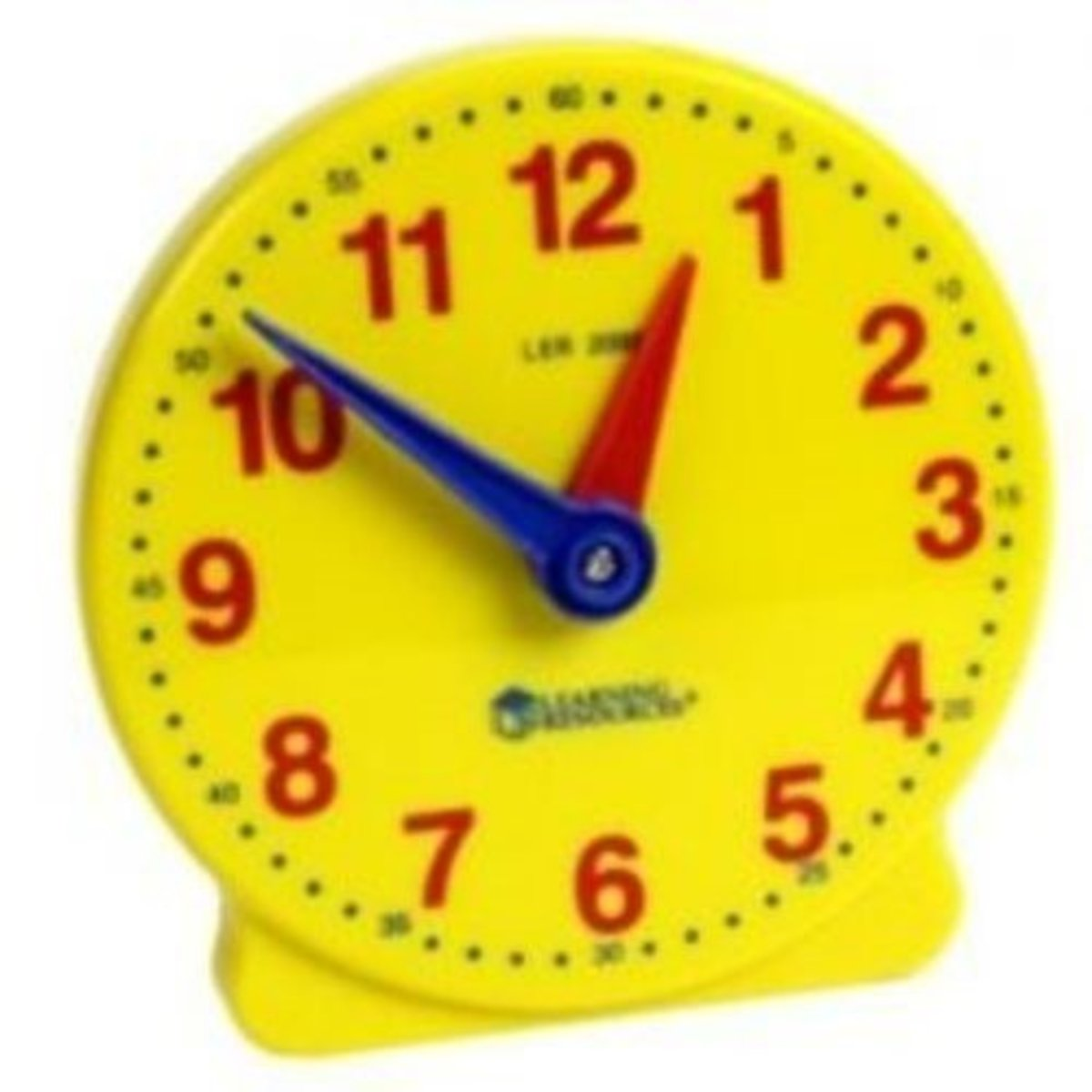 Reading a Clock for a Person with Down syndrome