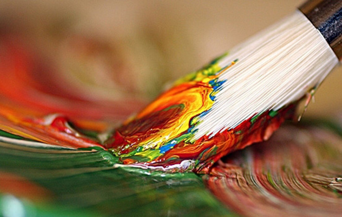 There Are So Many Ways To Express Yourself Through Art Painting Is One Of The Oldest And Most Traditional Be Creative Within This Medium