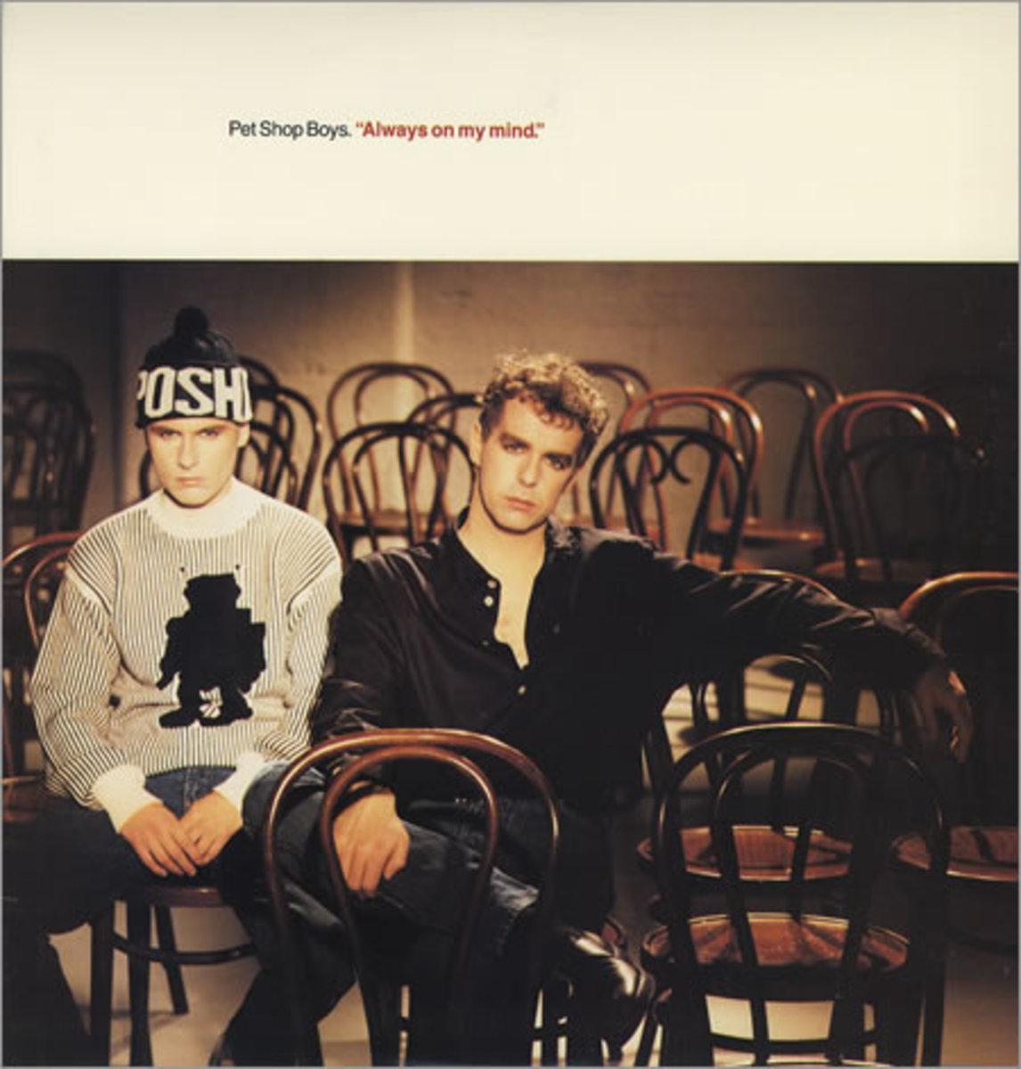 Pet Shop Boys- Single 1987
