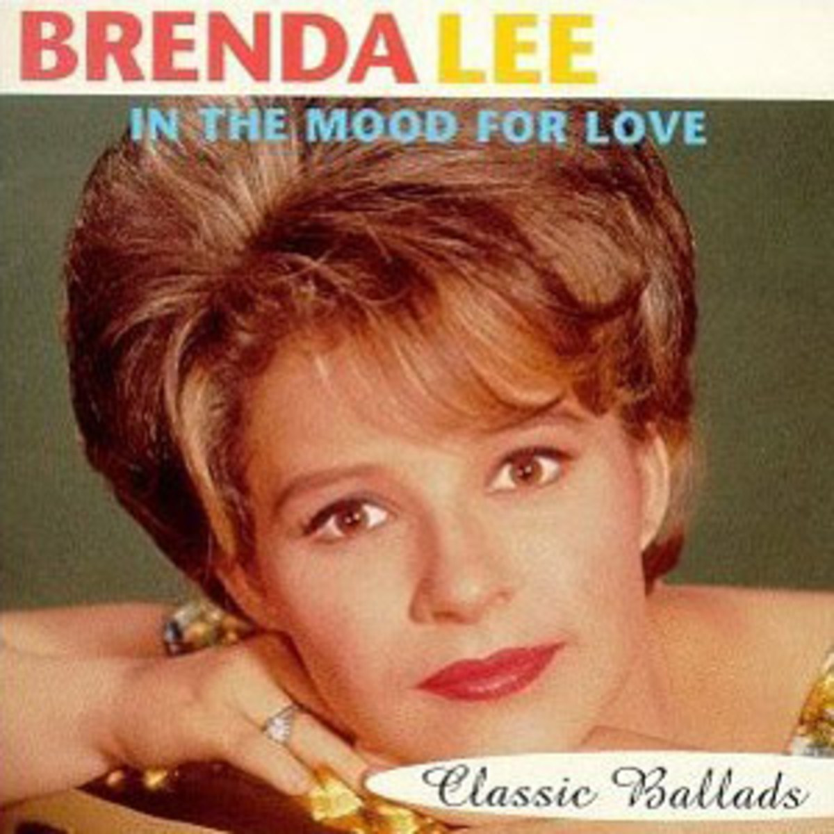 Brenda Lee -1972 Single