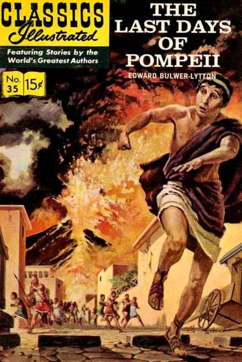 the Last Days of Pompeii- Lytton