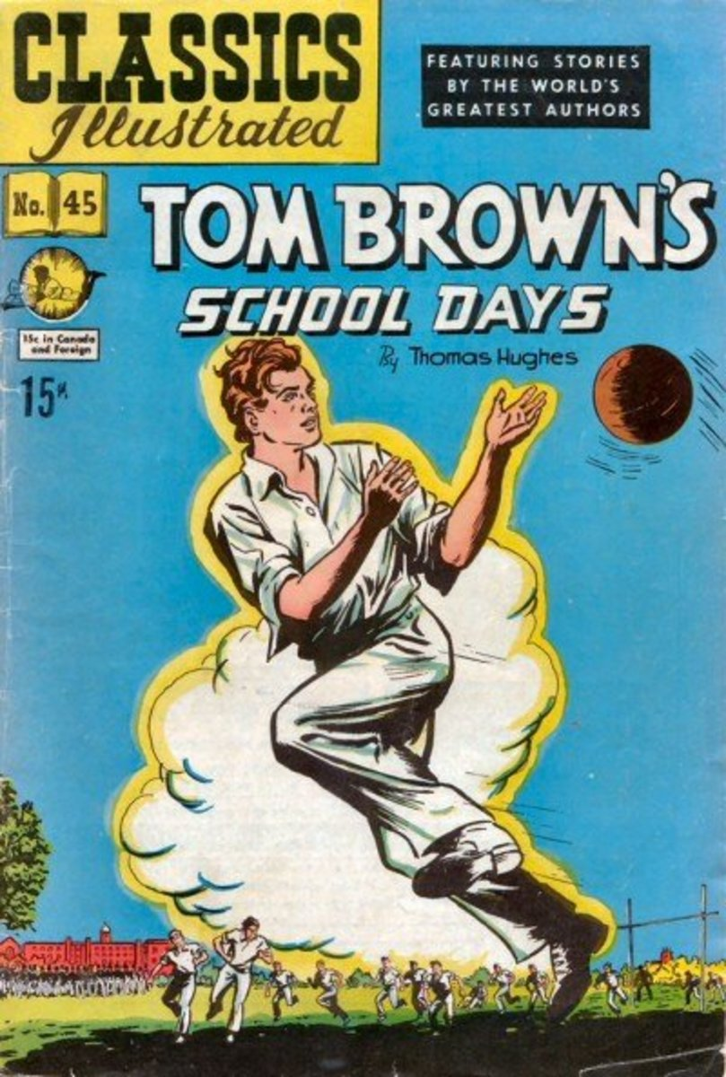 Tom Brown's Schooldays - Thomas Hughes