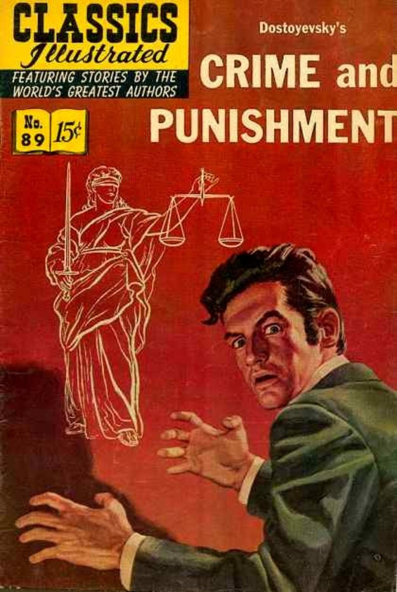 Crime and Punishment - Fyodor Dostroyevsky