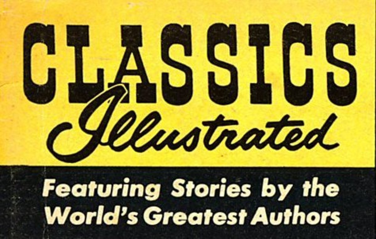 Classics for Kids: The Wonderful World of Classics Illustrated