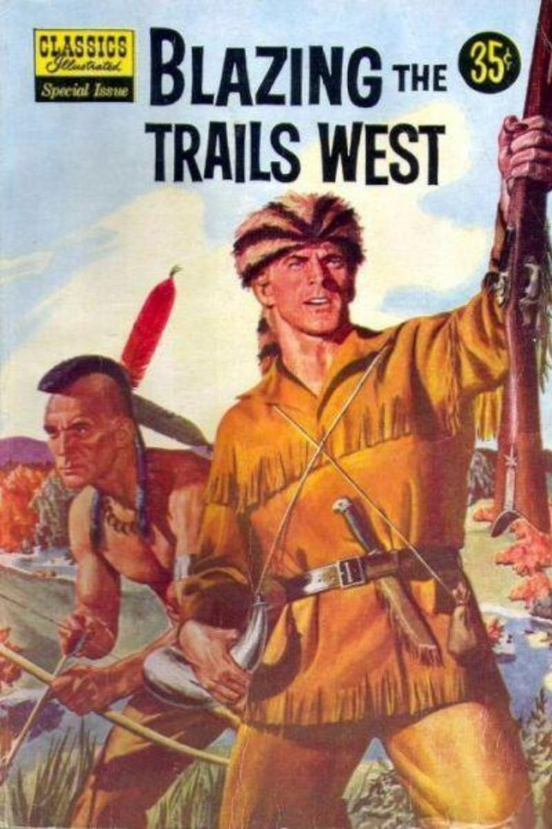 Blazing Trails West