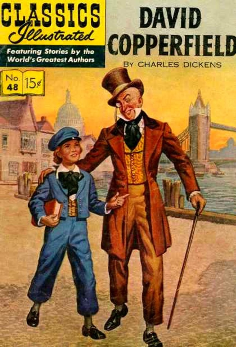 David Copperfield- Charles Dickens