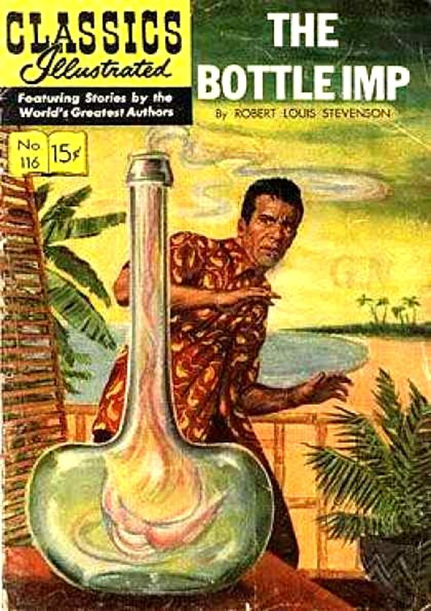The Bottle Imp- Robert Louis Stevenson