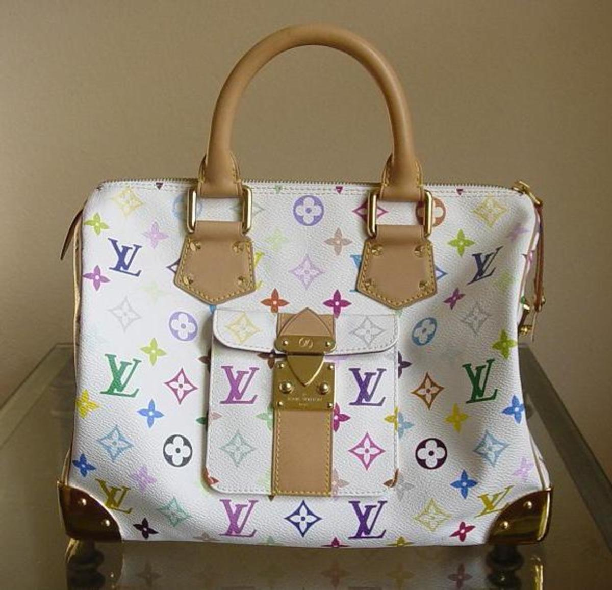 LV (Louis Vuitton) Speedy, monogram, damier ebene, damier azur or other styles?