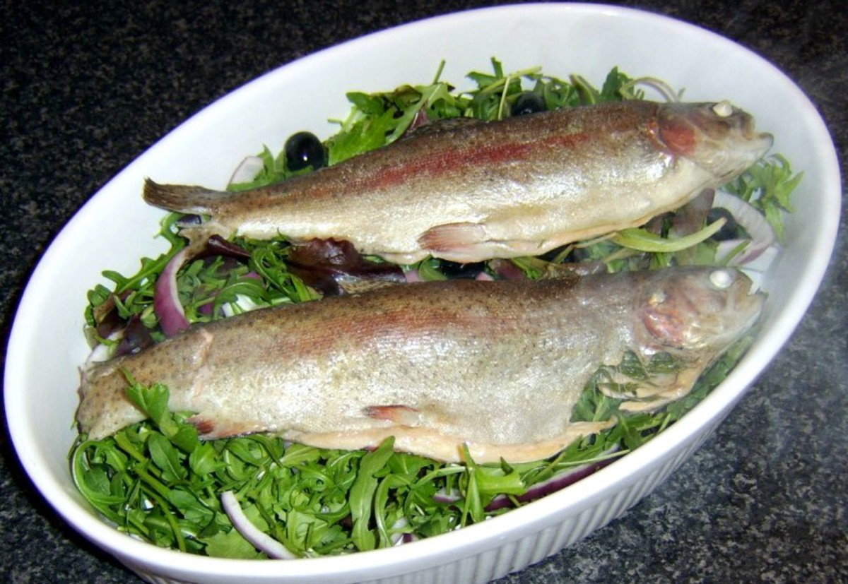 How to Cook Rainbow Trout 3 Different Ways