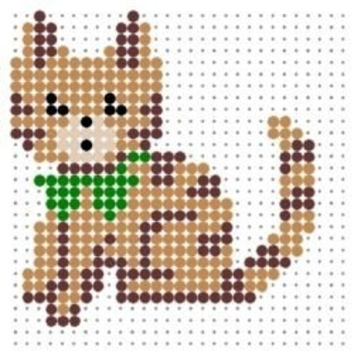 perler bead animal patterns