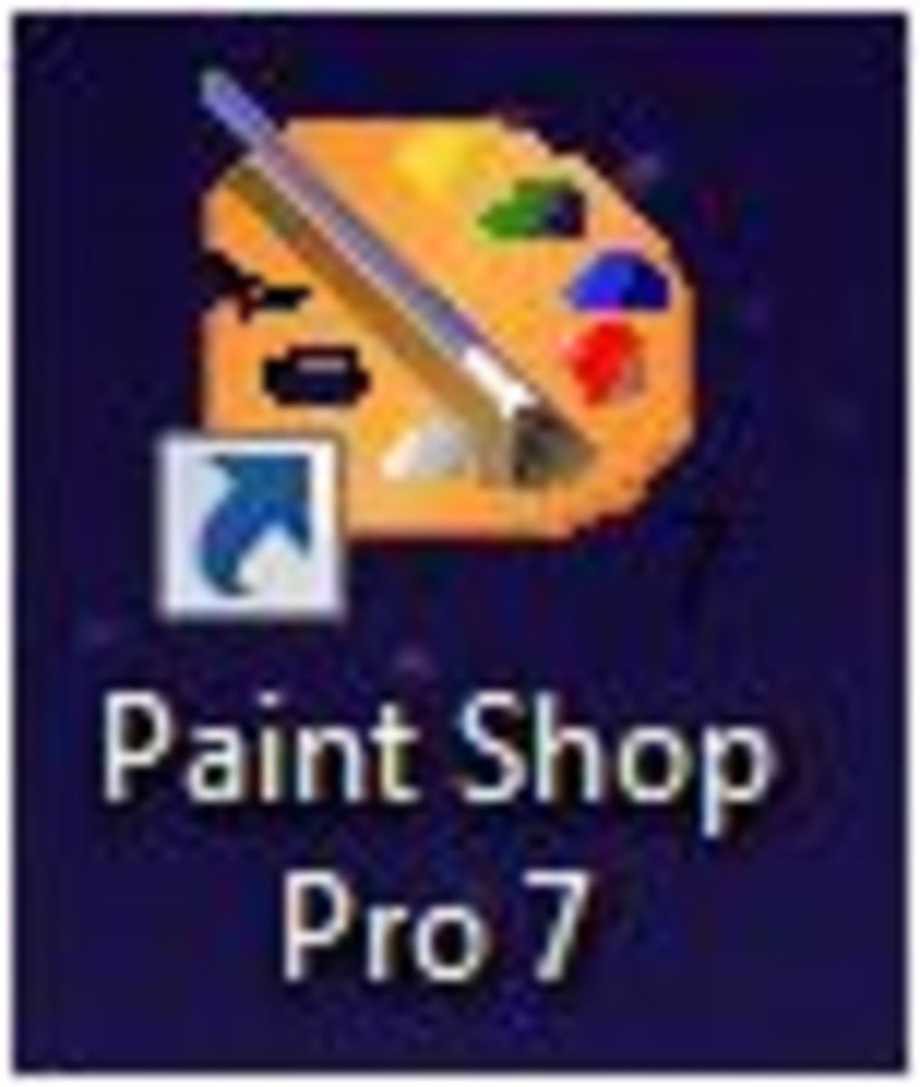 How to make Tubes on Paint Shop Pro