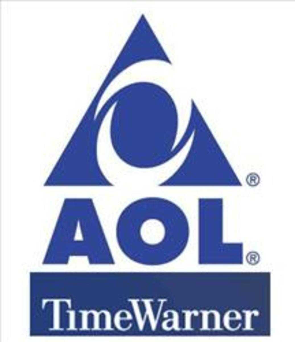 AOL/Timewarner Logo