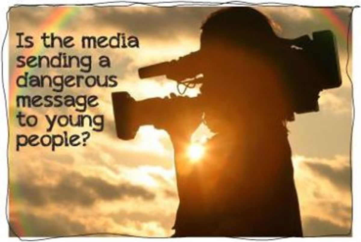 Media Affecting Us And Our children?..