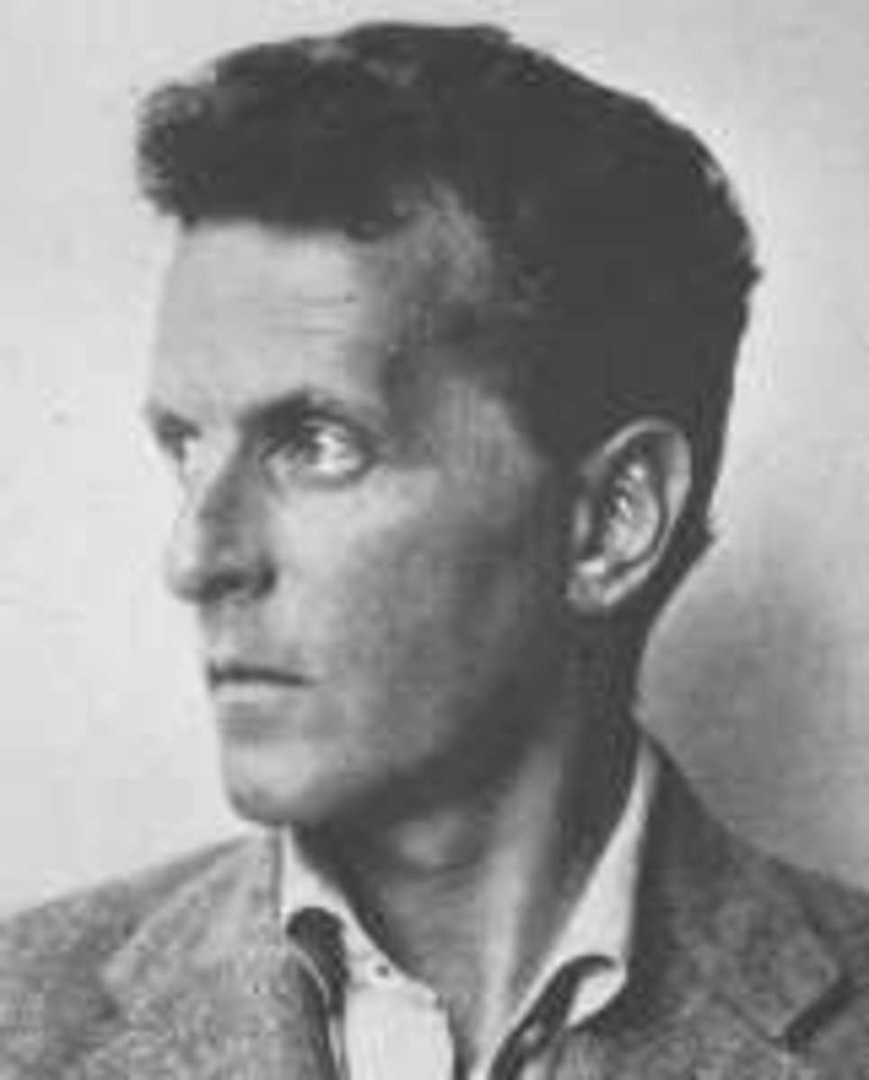 Ludwig Wittgenstein extended Russel's notion of logical analysis by describing a world composed of facts, pictured by thoughts which turn expressed by the proposition of a logically structured language