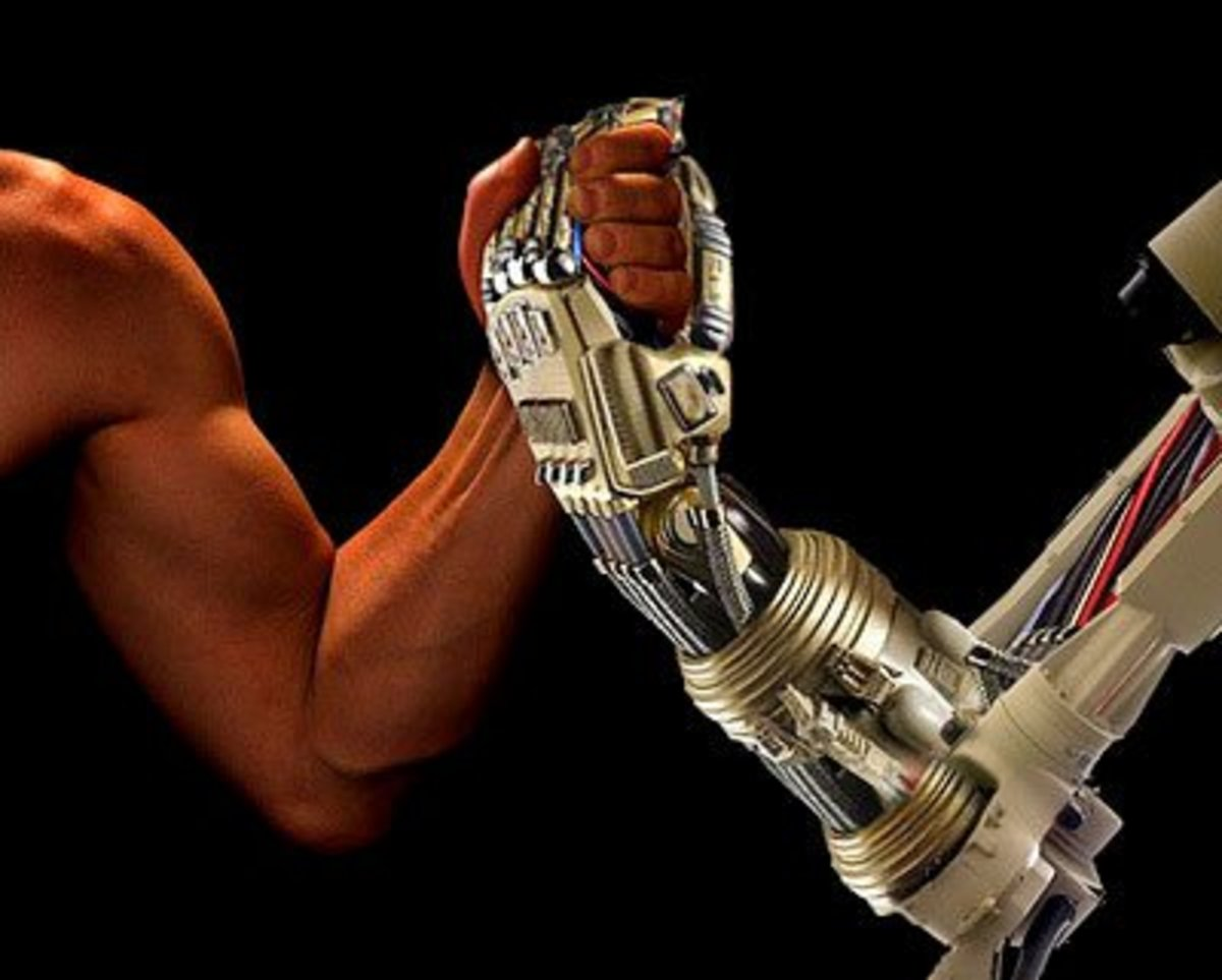 Artificial Human Beings - Technological Technique Fusing With the Human Body And Mind.  the merging of man and machine is much closer than the average person is willing to believe.