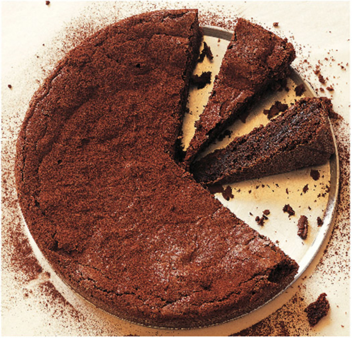 The Easiest and Most Delicious Chocolate Cake: All You Need Is a Cup