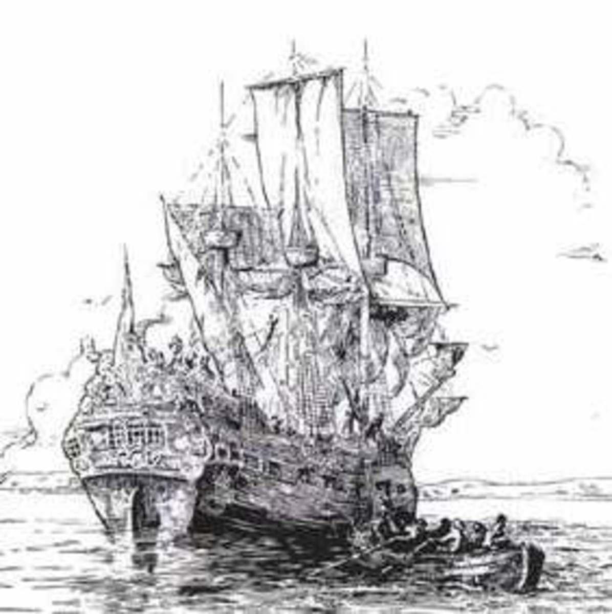 HMS Roebuck