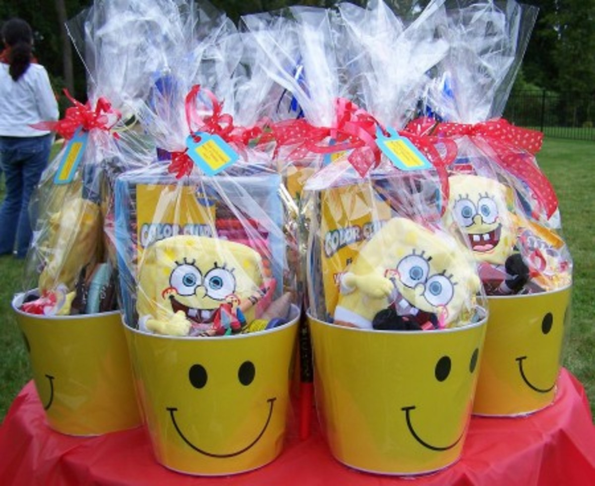 Ideas for Spongebob Squarepants Birthday Party Decorations-Everyone ...